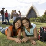 Australia is a popular study destination